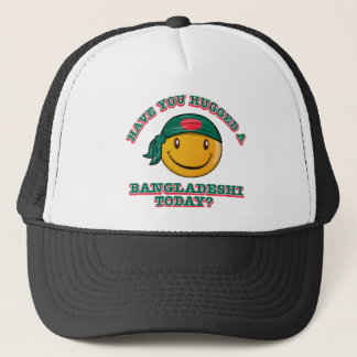 Have you hugged a Bangladeshi today? Trucker Hat