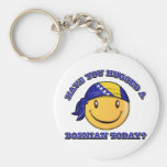 Have you hugged a Bosnian today? Key Chain