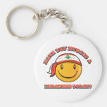 Have you hugged a Lebanese today? Key Chain