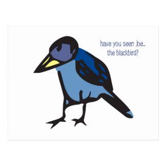 have you seen Joe? Postcard