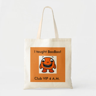 Have you taught BaoBao? Tote Bag