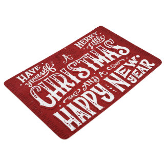 Have Yourself a Merry Little Christmas Floor Mat