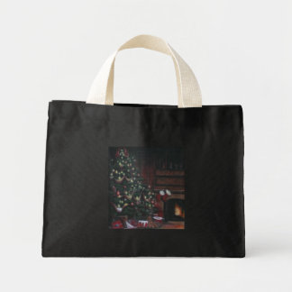 Have Yourself A Merry Little Christmas! Mini Tote Bag