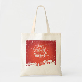 Have Yourself A Merry Little Christmas | Tote Bag