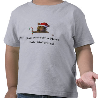 Have yourself a Merry little Christmas! Tee Shirts