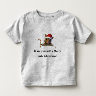 Have yourself a Merry little Christmas! T Shirts
