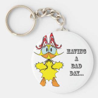 Having a bad day....ai keychain