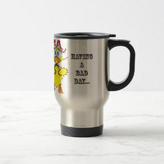 Having a bad day....ai coffee mugs
