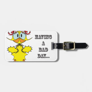 Having a bad day ai tags for bags