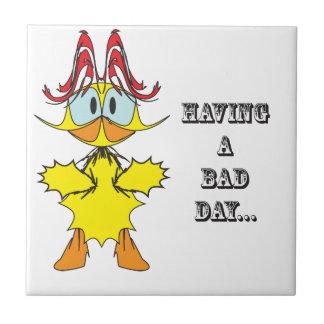 Having a bad day....ai ceramic tile