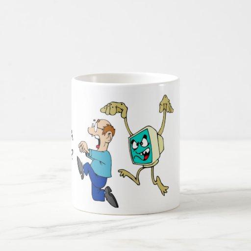 Having a bad Day Funny Cup Coffee Mug