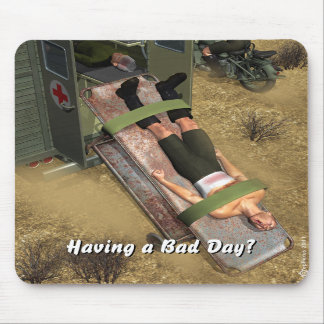 Having a Bad Day Mousepads