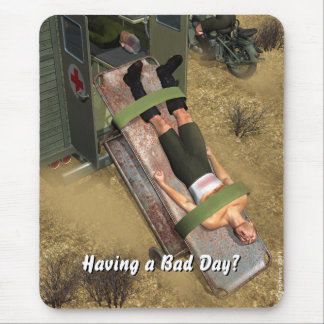 Having a Bad Day? Mouse Pad