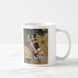 Having a Bad Day? Basic White Mug