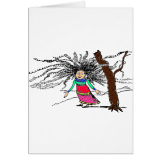 having a bad hair day? cards