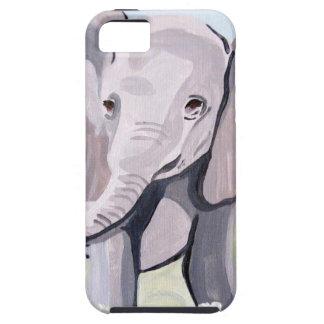 Having a Paddle (Acrylic Kimberly Turnbull Art) Tough iPhone 5 Case