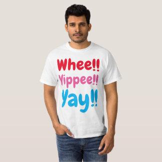 Having fun! T-Shirt