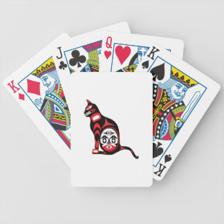 HAVING TO WAIT BICYCLE PLAYING CARDS