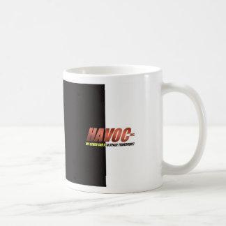 HAVOC, INC BASIC WHITE MUG