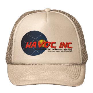 HAVOC, INC. Official Logo Cap