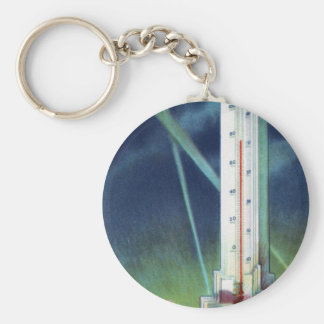 Havoline Thermometer Key Ring