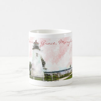 Havre de Grace, Maryland, Concord Point Coffee Mug