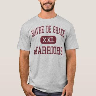 Havre de Grace - Warriors - Havre de Grace T-Shirt
