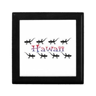 hawai geckos gift box