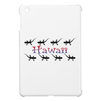 hawai geckos iPad mini cases
