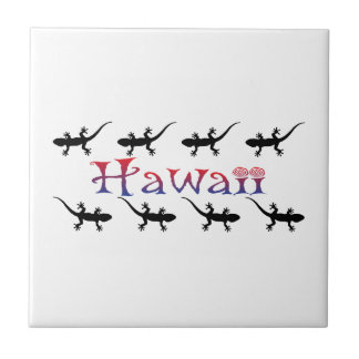 hawai geckos tile