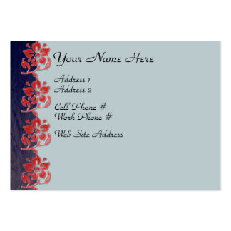 Hawaii 1 Profile Card Pack Of Chubby Business Cards