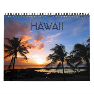 hawaii 2018 wall calendars