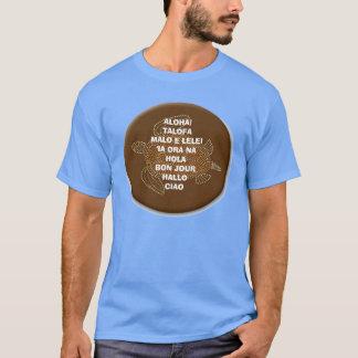 Hawaii Aloha Turtle T-Shirt
