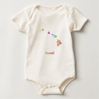 Hawaii Baby Bodysuit