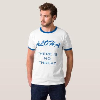 Hawaii Ballistic Missile Warning False Alarm T-Shirt