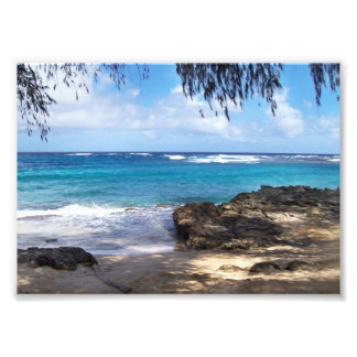 Hawaii Beach Photography Photo Print