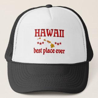 Hawaii Best Trucker Hat