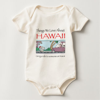 Hawaii by Harrop-T-a Baby Bodysuit
