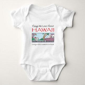 Hawaii by Harrop-T-a Baby Bodysuit