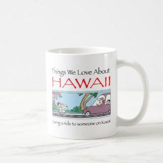 Hawaii by Harrop-T-a Coffee Mug