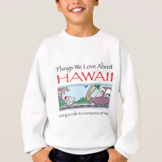 Hawaii by Harrop-T-a Sweatshirt