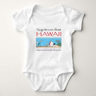 Hawaii by Harrop-T-b Baby Bodysuit
