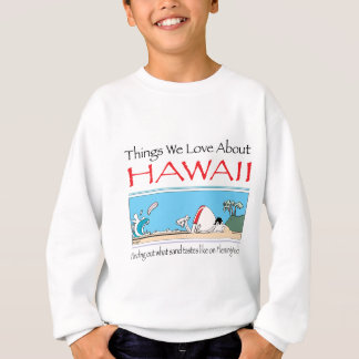 Hawaii by Harrop-T-b Sweatshirt