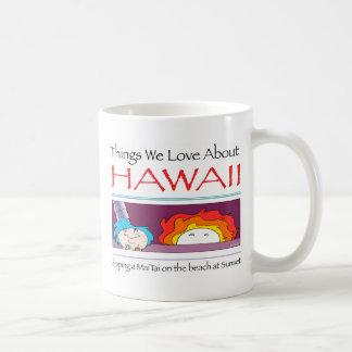 Hawaii by Harrop-T-c Coffee Mug