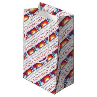 Hawaii by Harrop-T-c Small Gift Bag