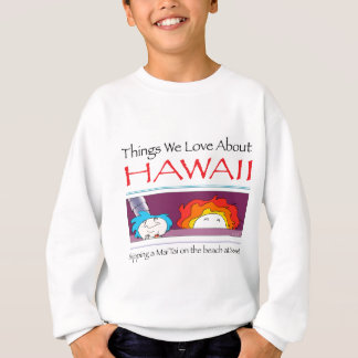 Hawaii by Harrop-T-c Sweatshirt