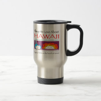 Hawaii by Harrop-T-c Travel Mug