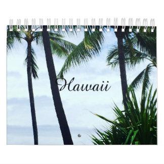 Hawaii Calendar