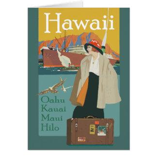 Hawaii Calls Card