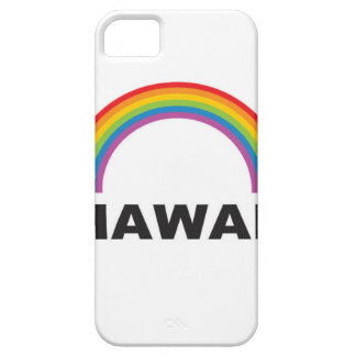 hawaii color arch barely there iPhone 5 case